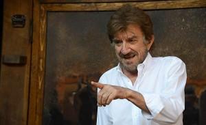 Gigi Proietti, uno degli otto registi