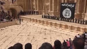 Palmira, occupata dai militanti Daesh
