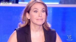 Barbara D'Urso, conduttrice di Pomeriggio 5, Mediaset