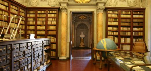 Biblioteca dell'Accademia Nanzionale Lincei