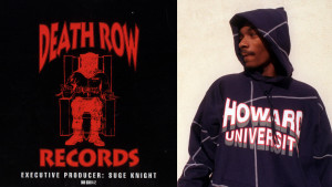 Los Angeles, etichetta della Death Row Records al debutto di Snoopy Dog