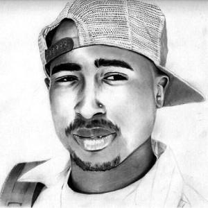 Tupac Shakur, morto nel 1996 nella faida