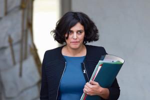 Myriam El Khomri, Ministro del Governo francese