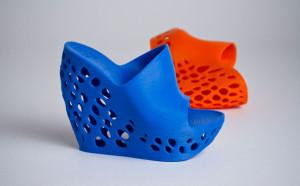 Scarpe realizzate in 3D