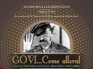 Teatro con Gilberto Govi