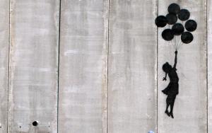 BANSKY MURO A GAZA