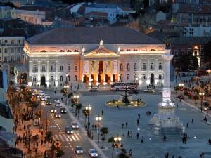 Lisbona, Teatro Nazionale