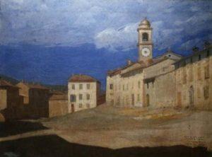 """""""Piazza di Volpeto"""" di"""
