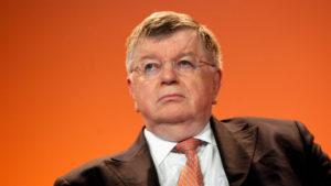 Didier Lombard, ex presidente della France Telecom