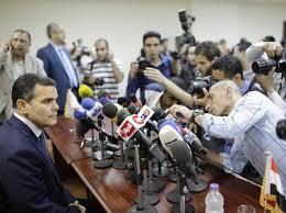 Il vice produratore Mostafa Soliman