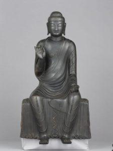 Mostre: dal Sol Levante meraviglie scultura buddista