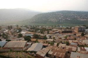 Kigali, la parte da risanare