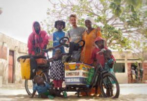 Senegal, Vincent Hanrion