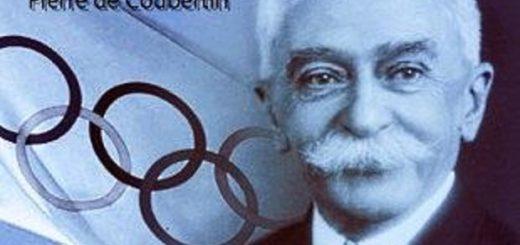 Pierre de Courbertin, fondatore dei Giochi Olimpici dell'era moderna