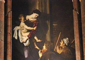 madonna-dei-pellegrini-dello-stesso-caravaggio