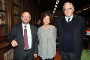 Antonio Piotti, il primo da sinistra