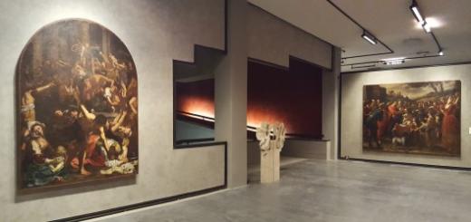 museo-di-messina-scorcio-della-sala-dei-caravaggeschi
