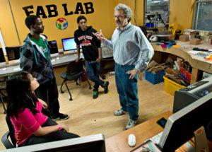 Neil Gershenfeld Fab Lab