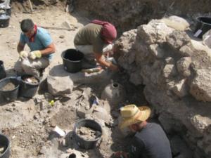 archeologi-al-lavoro