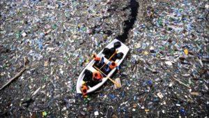 le isole della plastica