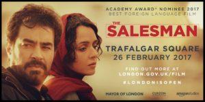 Trafalgar Square - film- Il Cliente