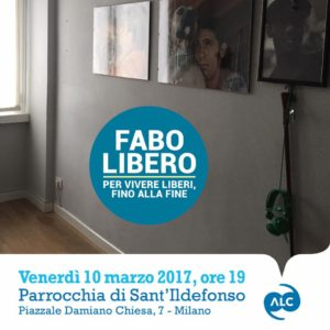 Annuncio cerimonia in chiesa Fabo Ass - Luca Coscioni