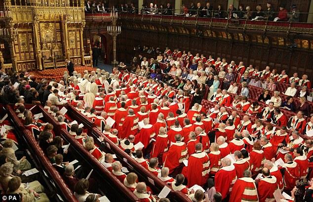 Brexit camera dei lords pone nuovo ostacolo nel percorso for Camera dei