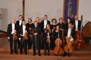 Matteo Fedeli e orchestra Solo d'Archi Ensemble