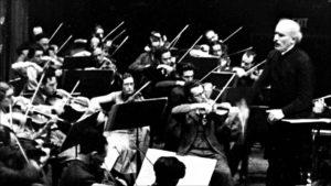 Toscanini e l'Orchstra