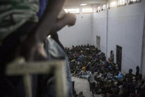 Centro detenzione di Zawiyah