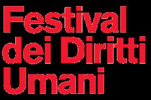 Festival dei diritti umani - logo