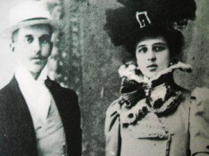 Ignazio e Franca Florio