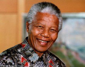 Nelsen Mandela