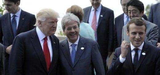 G7 Summit Taormina 2017