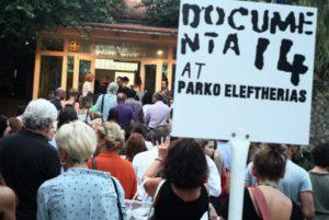 documenta 14 Parco Elefherias