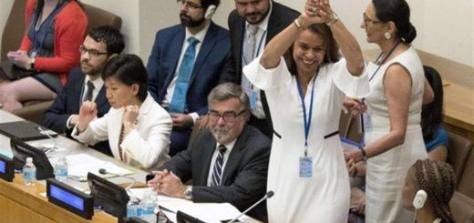 Bando Armi Nucleari Presidente conferenza