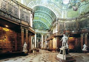 Biblioteca nazione Austria