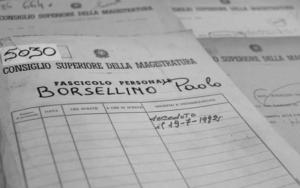 CSM audizione Paolo Borsellino