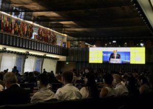 FAO Roma 40ma Sessione panoramica