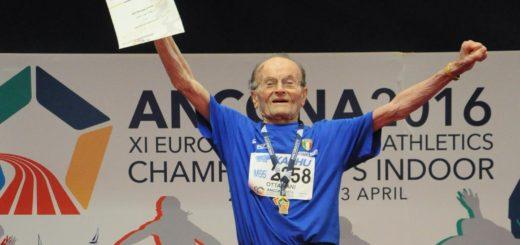 Giuseppe Ottaviani campione centenario
