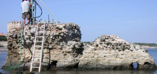 Studio Utah University sulla resistenza costruzioni romane