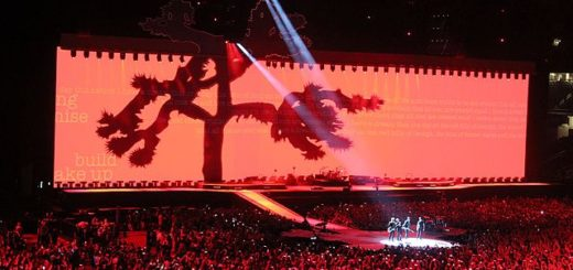 The Joshua Tree U2 Roma Amensty International