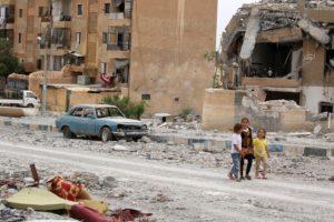 siriani tornano in patria - onu