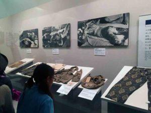 Interno Museo della Pace