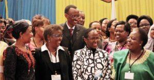 Parlamento Ruanda - paria di genere