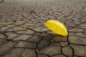 Siccità e pioggia