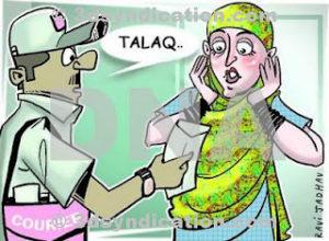 Talaq per posta
