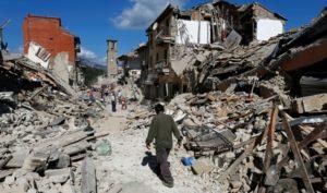 Terremoto centro - Italia