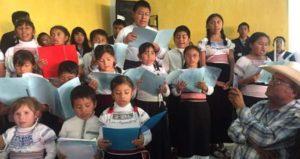 Voces Hyumhu - coro invitato in Vaticano