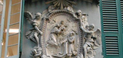Edicole sacre Genova